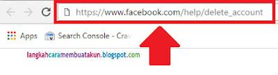 Cara Menghapus Akun Facebook Sendiri Lewat Hp | Tutup Akun FB