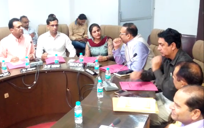 Budget passes for 1876 crores in Faridabad corporation meeting