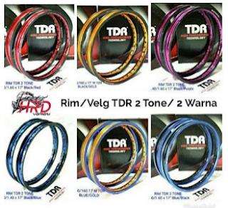 Velg TDR,Harga Velg TDR,Velg TDR Harga,Dafrar Harga Velg TDR,Velg TDR Ring 17,