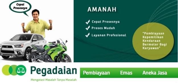 Cara dan Syarat Kredit Motor di Pegadaian untuk PNS dan ...