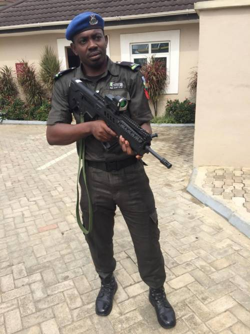 See What Has Has Happened To Police Officer Who Shot His Girlfriend Dead At A Bus Stop