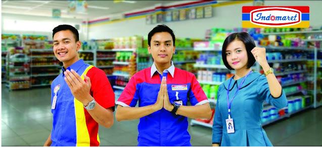 Gaji karyawan Indomaret