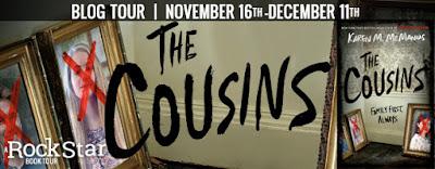 Blog Tour & Giveaway: The Cousins by Karen McManus