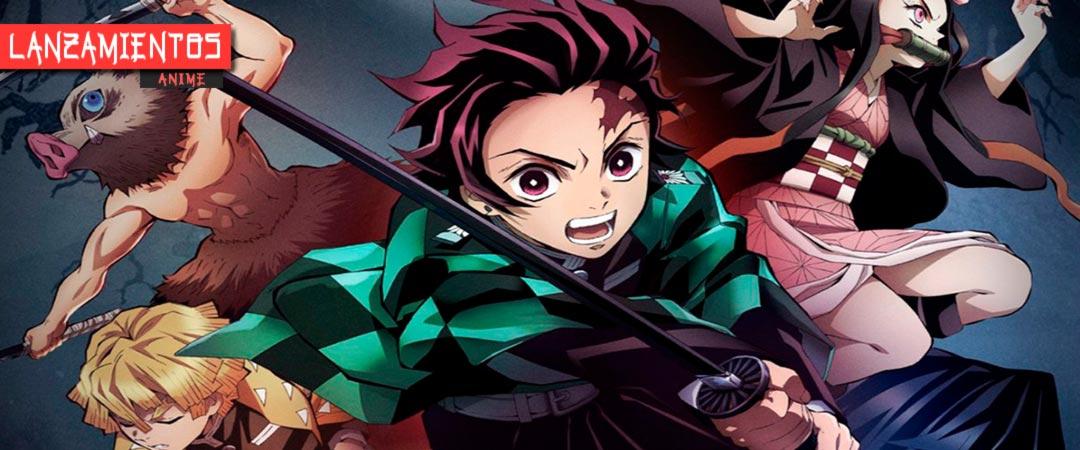 Novedades Selecta Visión septiembre 2021 - anime