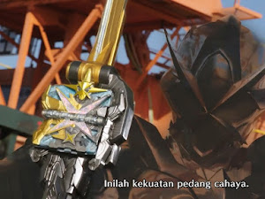 Kamen Rider Saber Episode 17