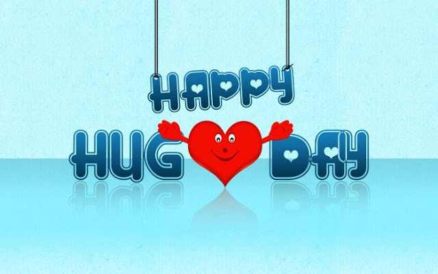 hug day friend