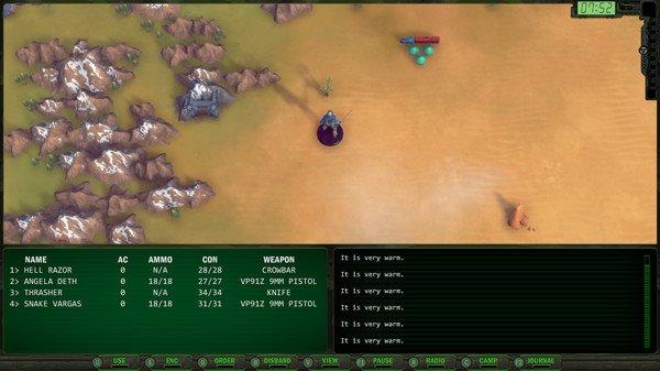 Wasteland Remastered (2020) PC Full Español