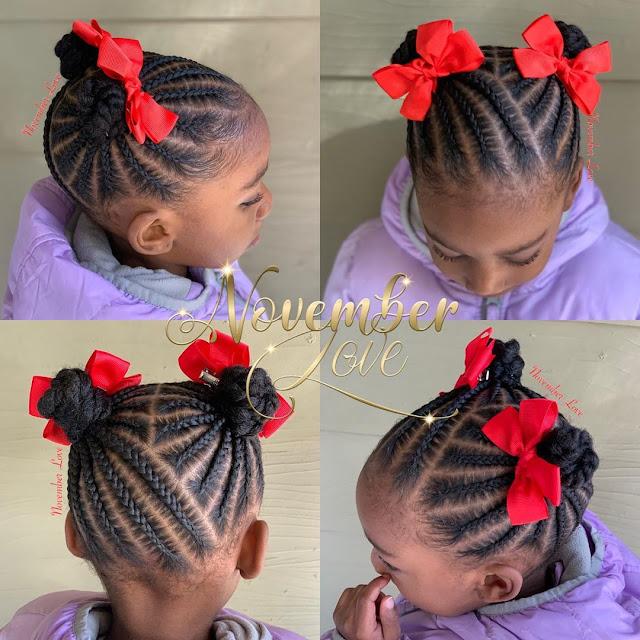 2019/2020 Gorgeous Braids for kids
