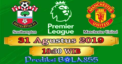 Prediksi Bola855 Southampton vs Manchester United 31 Agustus 2019
