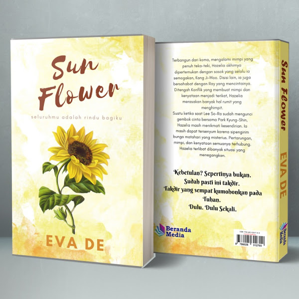 Bocoran Isi Buku SUN FLOWER - Novel Baruku