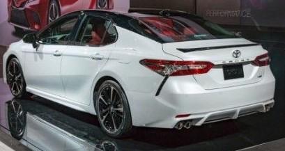 2021 Toyota Camry XSE V6 4Dr Sedan
