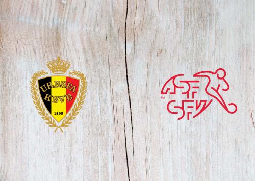 Belgium vs Switzerland -Highlights 11 November 2020