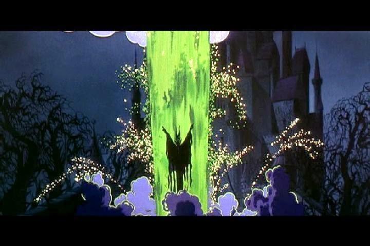 Super Bookworm Girl Maleficent