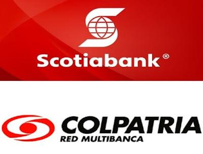 trabajo y empleo en banco  Scotiabank-Colpatria