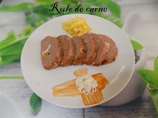 Rulo de carne