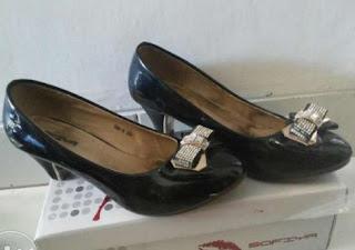 Model Sepatu Kerja Terbaru Paling Cocok Untuk Wanita
