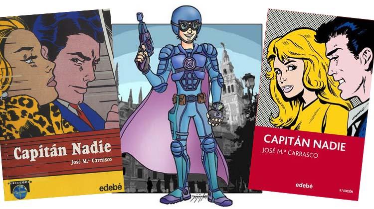 Capitán Nadie, de Jose Mª Carrasco [Reseña]