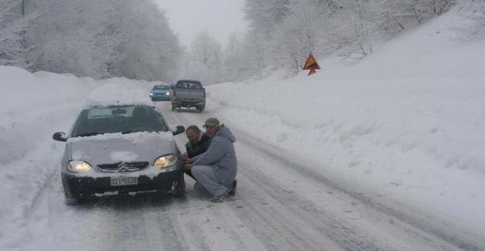 Καιρός: Έκτακτο δελτίο – Έρχεται «σφυροκόπημα» από χιόνια και καταιγίδες – Που θα χτυπήσει η κακοκαιρία