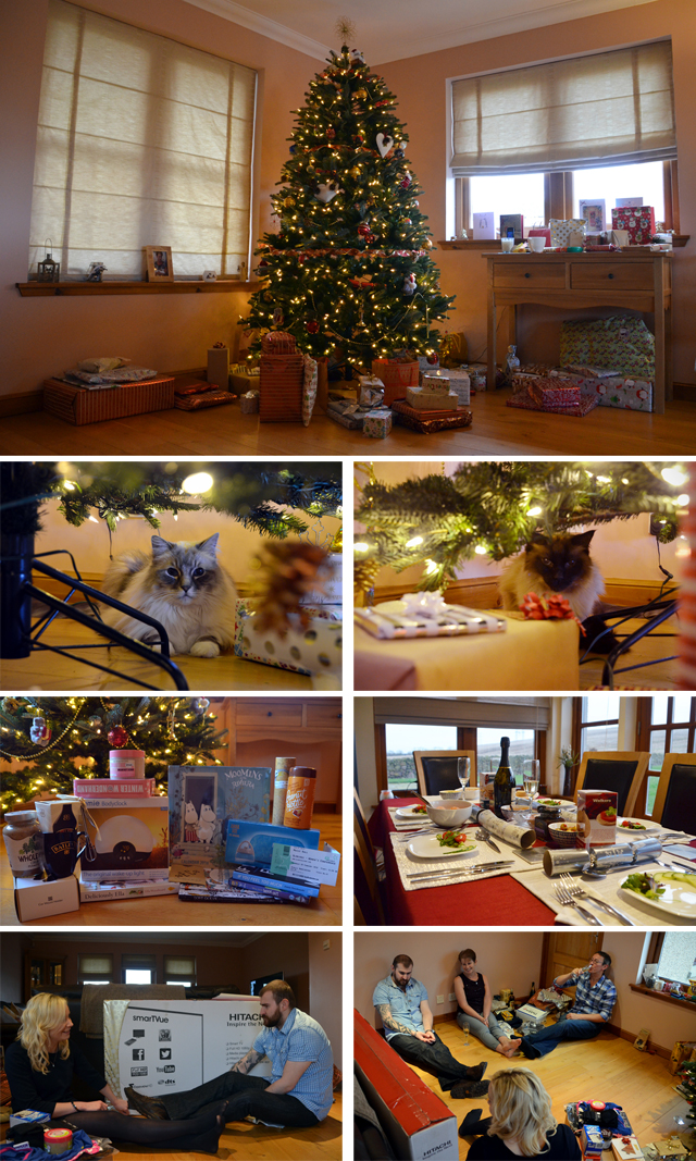 Christmas collage 2015