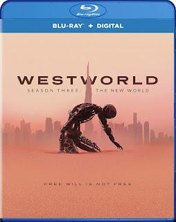 Westworld Season 3 [3 Discos] – Subtitulada.