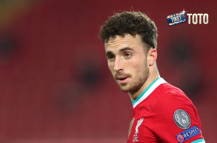 Wolves Vs Liverpool: Untung Ada Diogo Jota The Reds
