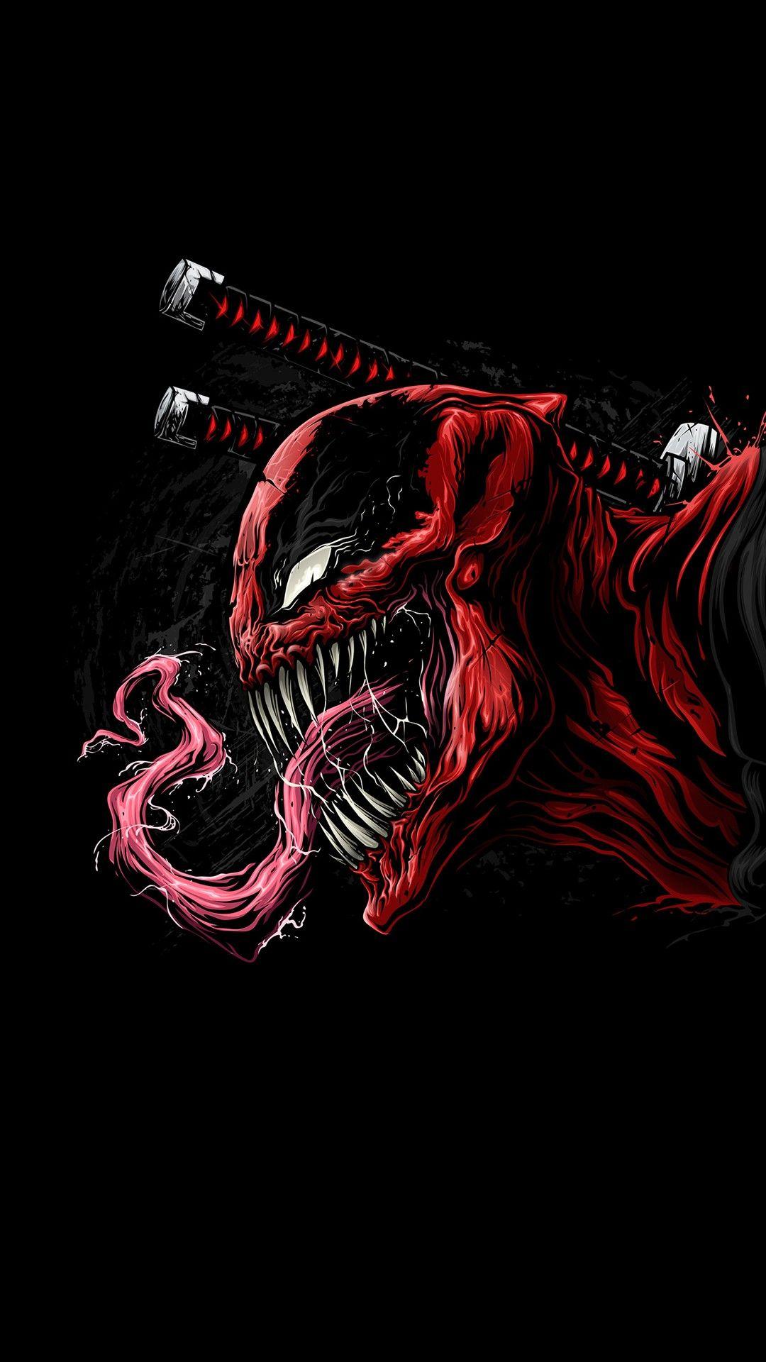 Venom deadpool fanmade wallpaper