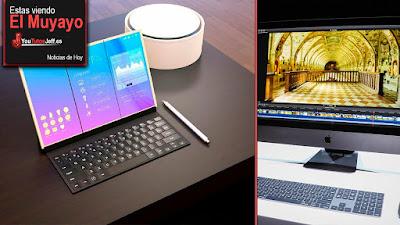 iMac Pro, novedades instagram, Optane, Samsung X, fallos chrome