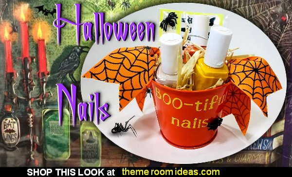 Halloween Nails Halloween Nail Design halloween Nail Stamp halloween Nail decals halloween Nail stickers