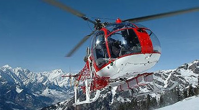 Helicopter Ride in Manali Price