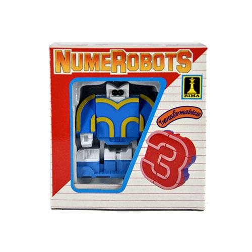 Numerobots Nº 3