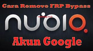 Cara Hapus Akun Google ZTE Nubia M2 Play Tested