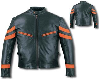 jual jaket kulit bikers