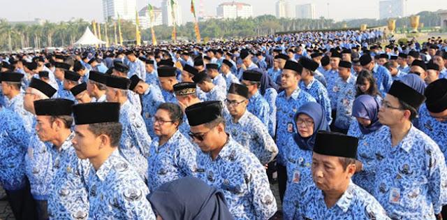 Survei: Berencana Ajukan Pensiun Dini, Mayoritas PNS Ogah Ibu Kota Pindah Ke Kalimantan