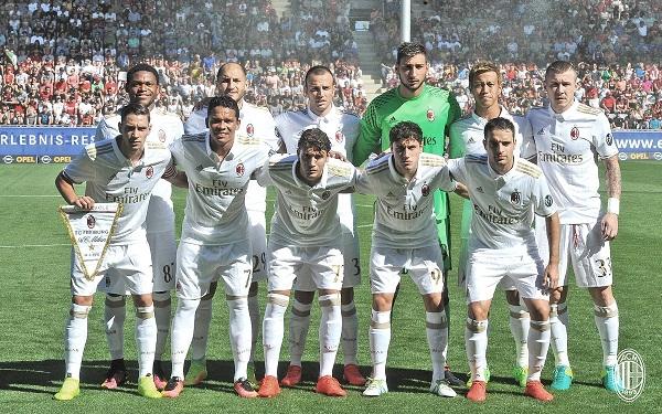 Skuad AC Milan
