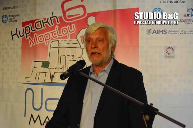 Περιφερειάρχης Πελοποννήσου: Οι αιρετές Περιφέρειες θα πρέπει να λειτουργούν με Κυβερνητικό σχήμα πολιτικής και οικονομικής αυτοτέλειας
