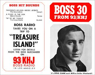 KHJ Boss 30 No. 69 - Steve Clark
