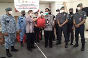 FKBN Kawal Bank Sahabat Sampoerna dan KSP Sahabat Mitra Sejati Berbagi Paket Sembako