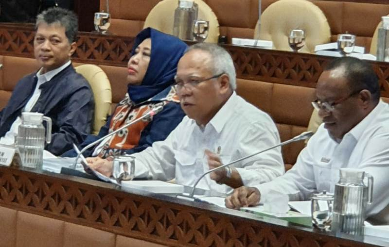 Kementerian PUPR Lanjutkan Pembangunan Infrastruktur 2020 - 2024, Sesuai Visi Presiden