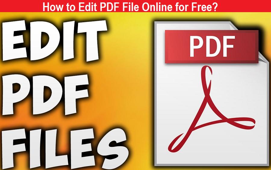 Free Online PDF Editor