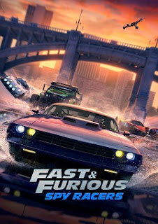 Fast Furious Spy Racers Complete S01 480p NF WEBRip x264