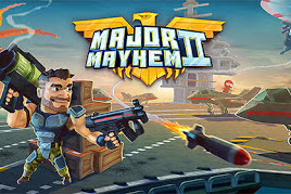 Major Mayhem 2 - Gun Shooting Action for Android