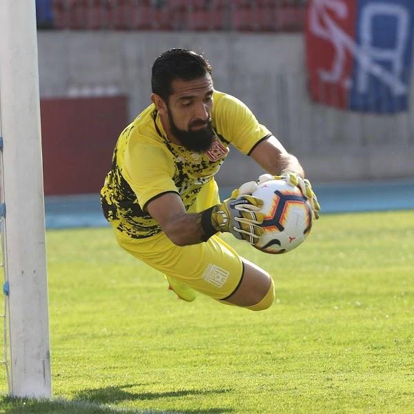 Oficial: Rangers de Talca, firma Jorge Deschamps