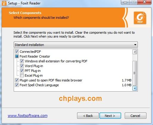 Cài đặt Foxit Reader Full mới nhất trên máy tính 4