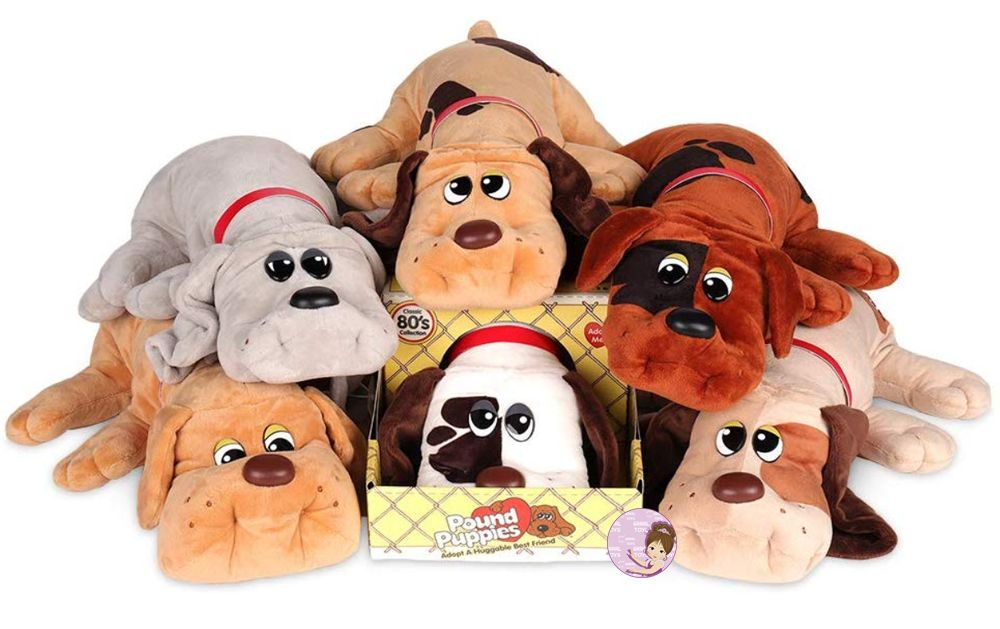 Pound Puppies toys 2019 wave 1