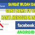 Cara Ganti Nama Facebook Yang Mudah dan Cepat