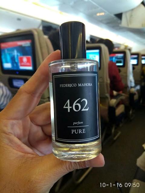 Parfum FM Pure 462