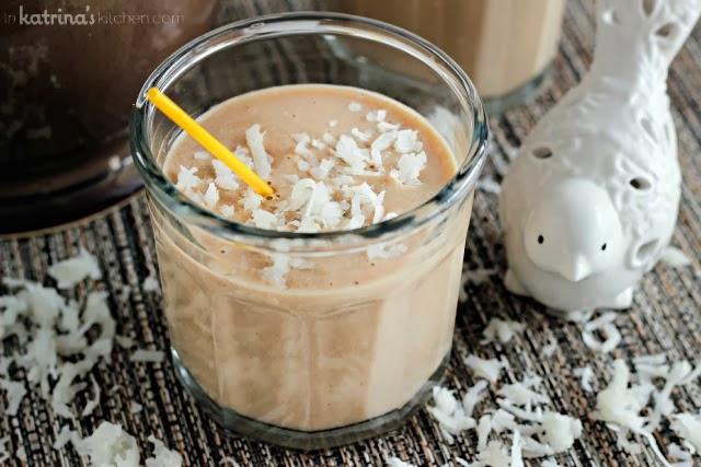 Vegan Skinny Coffee Smoothie