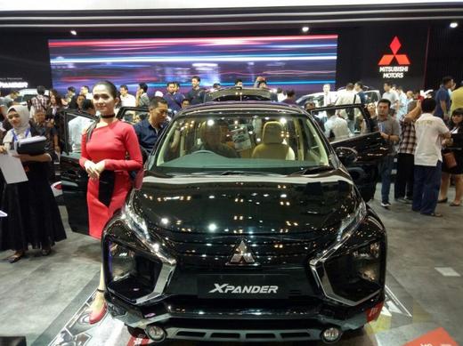 Spesifikasi Harga Mitsubishi Xpander GLS