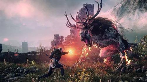 The Witcher 3: Wild Hunt Standalone Game Komputer