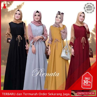 GMS010 KRSRH010G80 Gamis Renata Dress Balotelli Dropship SK1188137366